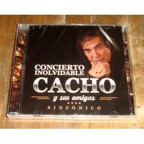 Cacho Castaña Y Amigos Concierto Inolvidable Cd Dvd / Kktus