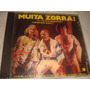 Cd Trio Mocotó / Muita Zorra - Importado