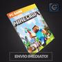 Game Card Minecraft - Cd/key - Pc & Mac Original