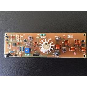 Amplificador Para Pll Veicular De 0 A 3w - 88 A 108mhz