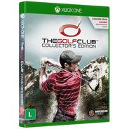 The Golf Club Collectors Edition Xbox One - Jogo Lacrado