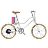 Bicicleta Elétrica - Xiaomi Yunbike Uma C1 - 16kg App Top