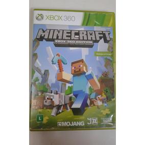 Jogo Minecraft Edition Xbox 360 Usado