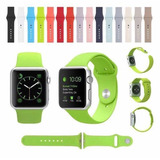 Yuon Pulso Manilla Correa Silicona Para Apple Watch 42mm C/u