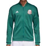 Chamarra Atletica Seleccion De Mexico Hombre adidas Cf0541