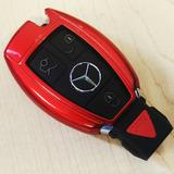 Cubierta Funda Premium Para Llave Control Mercedes Benz