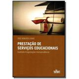 Prestacao De Servicos Educacionais: Contrato, Legi