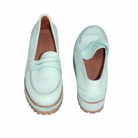 Zapatos Verde Agua ¿ Maria Cher