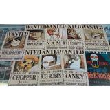 Se Busca Wanted One Piece Envío Gratis