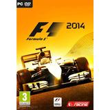 F1 2014 Original Pc - Entrega 10 Minutos