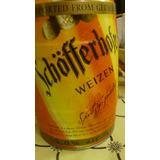Barril Schöfferhofer 5 L Cerveza Importada Alemania Trigo