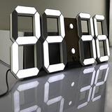 Pinty Multifuncional Control Remoto De Gran Led Reloj De Pa