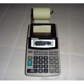 Calculadora De Impressão Procalc De Mesa Com Bobina