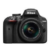 Câmera Nikon D3400 +18-55mm F/3.5-5.6 G Vr