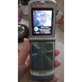 Motorola V3 Para Coleccionar Funciona