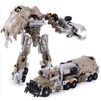 Boneco Robô Transformers Megatron Dotm Caminhão Carro 19cm