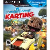 Little Big Planet Karting Ps3 | Digital Español Oferta