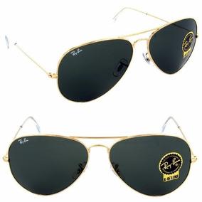 gafas ray ban aviator hombre