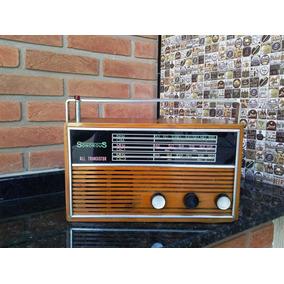 Radio Antigo Retro Sonorous Transitor