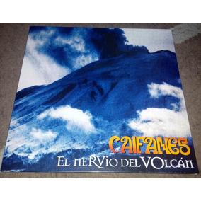 Caifanes - El Nervio Del Volcán (vinilo, Lp, Vinil, Vinyl)