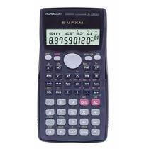 Calculadora Casio Fx100ms Usada Sin Tapa