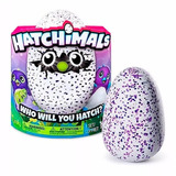 Hatchimals Huevo Interactivo Draggless Violeta