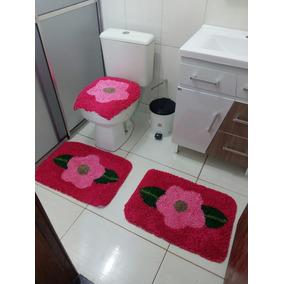 Jogo De Banheiro Fru Fru