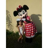 Disfraz De Mickey Y Minnie En Alquiler