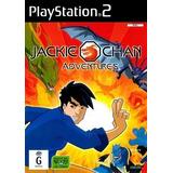 Jogo Ps2 - Jackie Chan Adventures - Frete Grátis