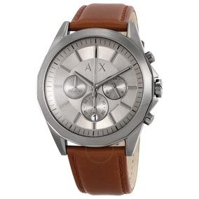 Reloj Armani Exchange Modelo: Ax2605 Envio Sin Costo