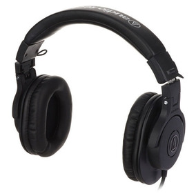 Audio-technica Ath-m30x Audífonos Oferta Buen Fin 2017