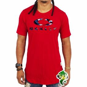 Camiseta Oakley Jupiter King Americana Coleção 2012 Tam P ... e5a448a9352