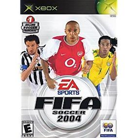 Xbox Fifa Soccer 2004. Compatible Con Xbox 360. Fun Labs.
