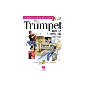 Libro De Partituras Para Trompeta Play Trumpet Today!