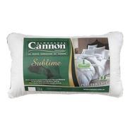 Almohada Cannon Sublime (70cm X 40cm) Fibra Siliconada Hipersoft Premium Antialérgica!!! Oferta!!!