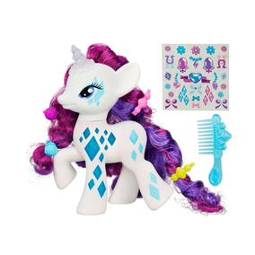 Boneca My Little Pony - Rarity Luxo