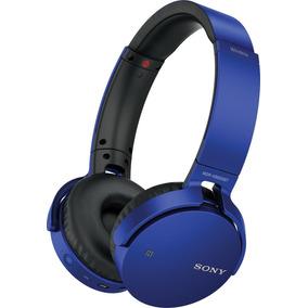 Fone De Ouvido Mdr-xb650bt Azul