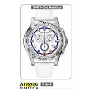 Reloj Hombre Nautica A19598g Agente Oficial