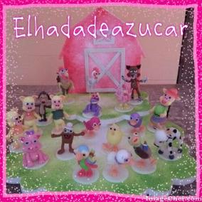 Souvenirs Canciones De La Granja De Zenón,adorno Torta