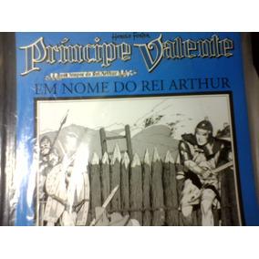 Príncipe Valente-editora Ebal-vol.17-capa Dura- Gigante.novo
