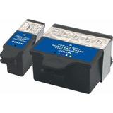 Combo Kodak 10 Xl Negro + Color Esp 3 5 7 6150 Alterativos