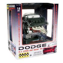 Motor Dodge 6,1l Srt- Escala 1/6 - Hawk Pré-montado