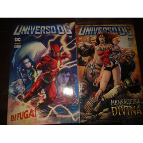 Universos Dc 51 Mensageira Divina E 52 Fuga