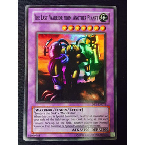 Yugioh The Last Warrior From Another Planet Super Db2-en012