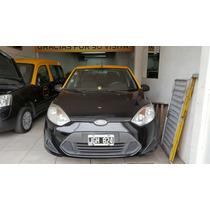 Ford Fiesta Max $80.000 Y Cuotas- M