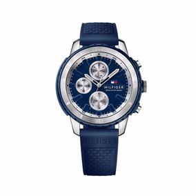 Reloj Tommy Hilfiger Flynn 1791193 Hombre Envio Gratis
