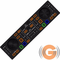 Controlador Behringer Midi Dj Cmd Micro - Goias Musical