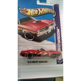 70 Playmouth Barracuda Hot Wheels