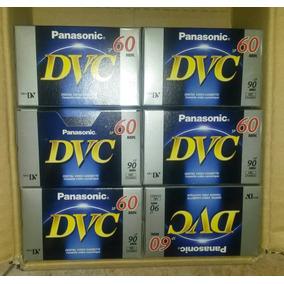 Cintas Panasonic Mimi Dvc Sp/60 Min Lp/90 Min