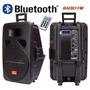 Bafle Potenciado A Sonic 15 Usb Sdmp3 Bluetooth 2200pmpo Cjf